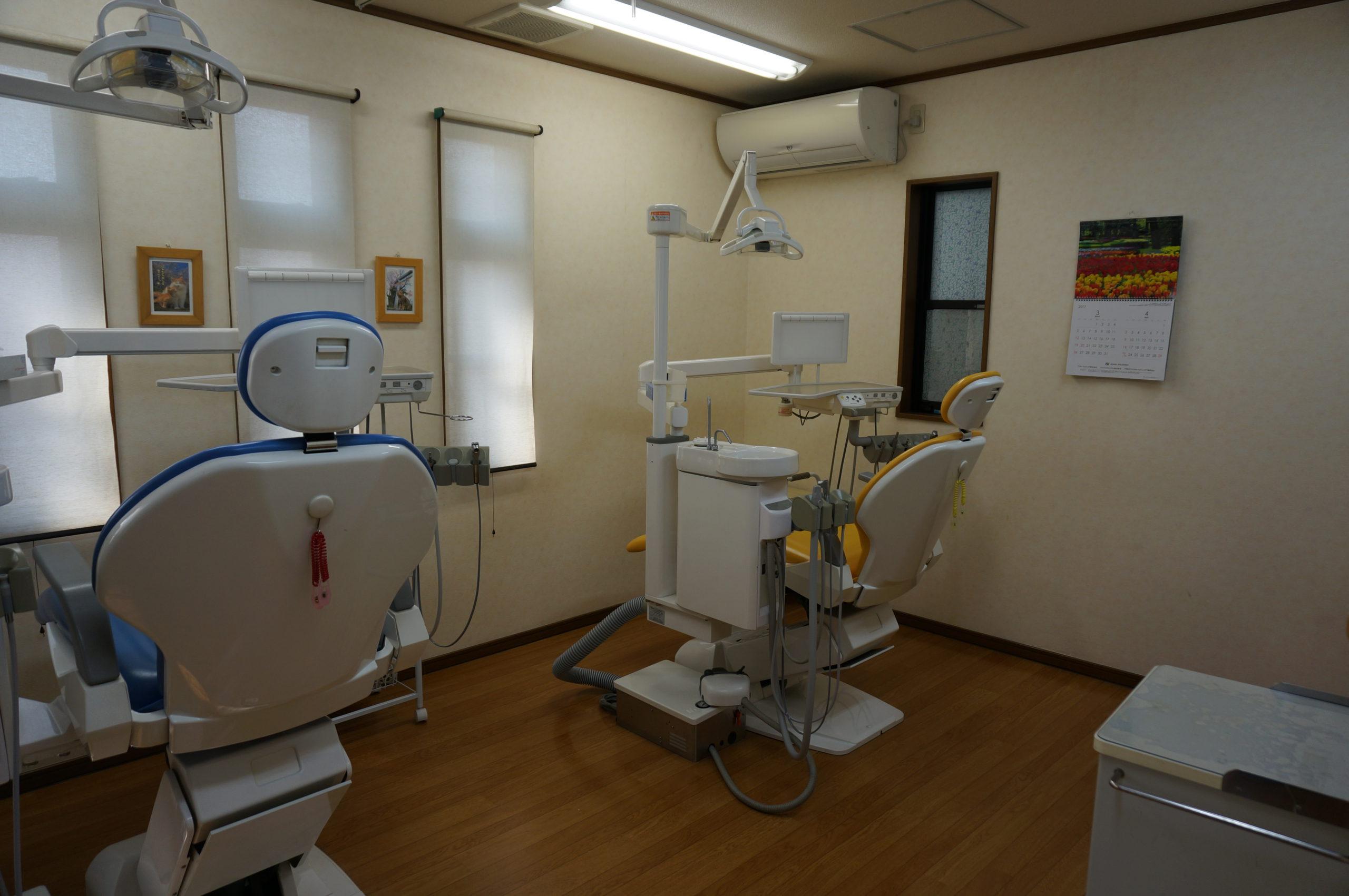 ハートフルな歯科医院でウルトラフロアケア!