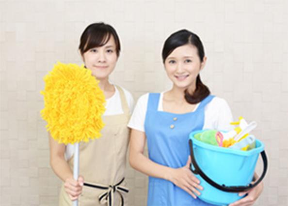 清掃経験豊かな人材